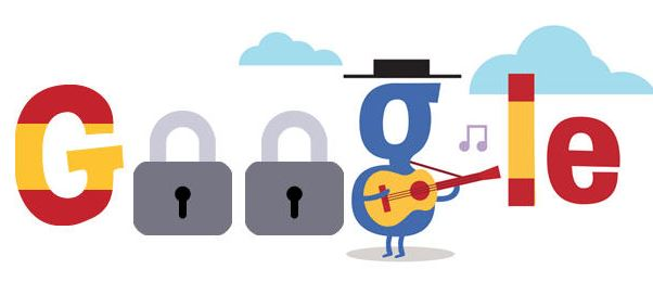 google españa logo